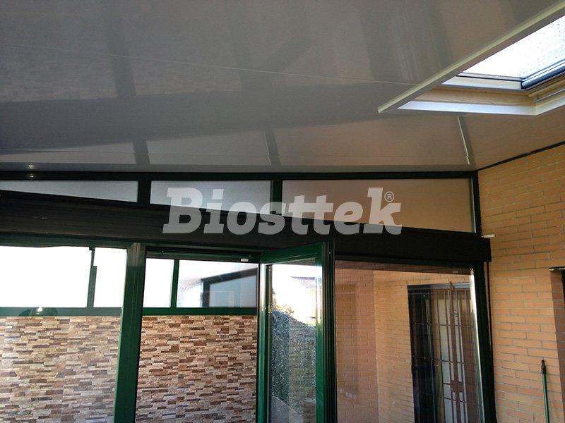 Biosttek - Vigas, acabados y complementos