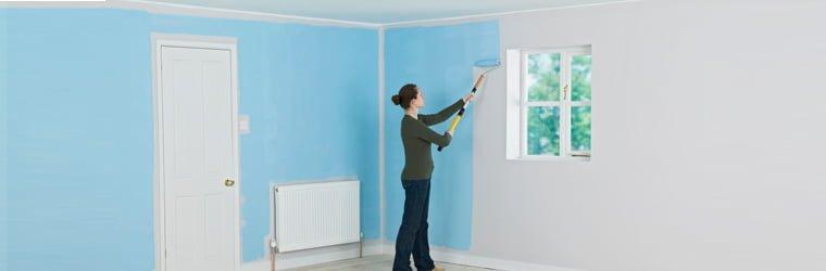 Cómo cambiar el color de las paredes