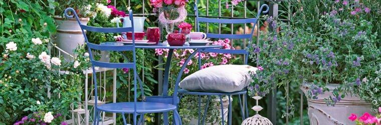 Decorar un patio estilo andaluz