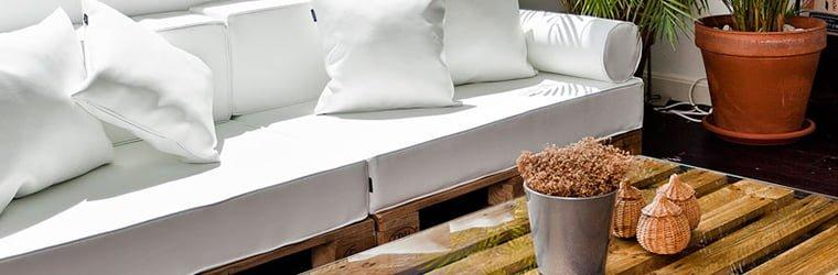 Ideas para sofás con palets | Biosttek
