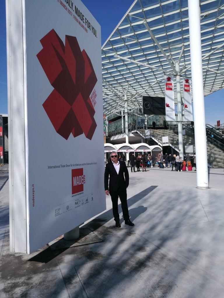 Biosttek presente en la Milano Architettura Design Edilizia