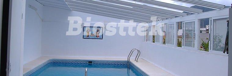 Techos móviles, la mejor opción en cubiertas para piscinas