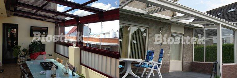 5 ventajas de las terrazas cerradas que te sorprenderán